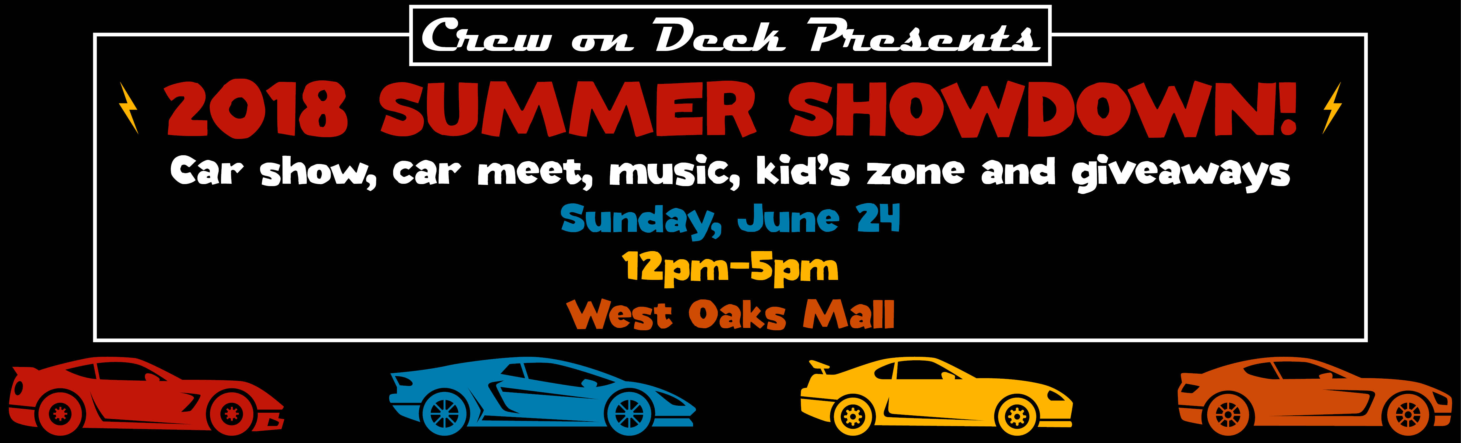 Enjoy a fun-filled, family-friendly car show on Sunday, June 24th benefiting Easter Seals Greater Houston