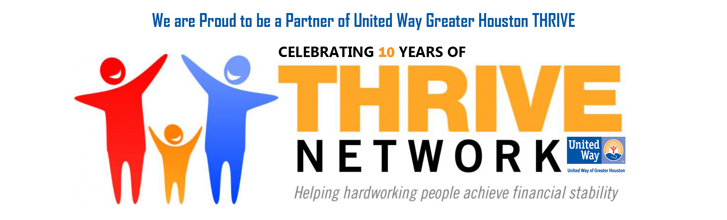 United Way Greater Houston THRIVE