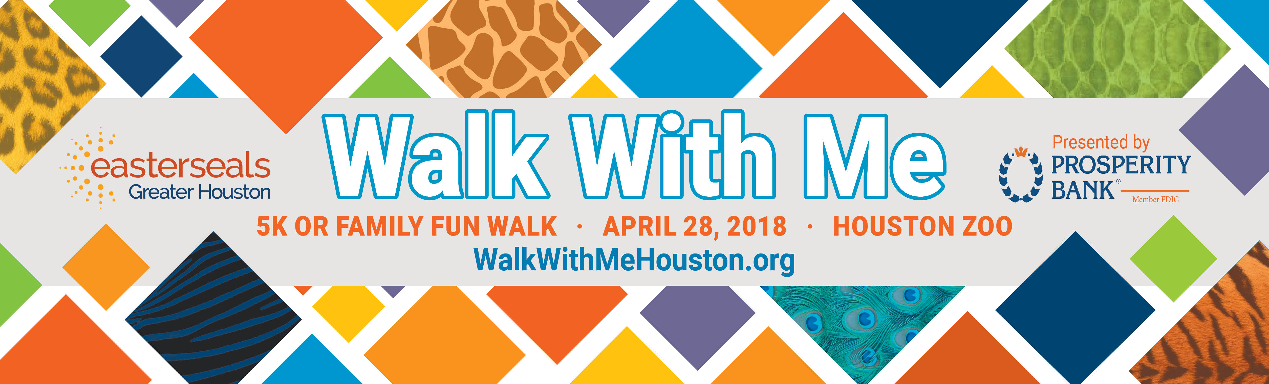 Join us for Walk With Me 2018!